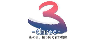 3 -three-
